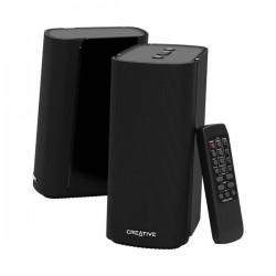 Creative T100 Wireless, aktívne stolné PC Hi-Fi 2.0 reproduktory s...