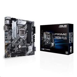 ASUS PRIME Z490M-PLUS soc.1200 Z490 DDR4 mATX M.2 DVI HDMI DP...