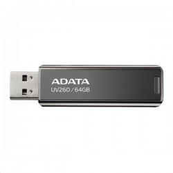 32 GB . USB kľúč . ADATA DashDrive™ Value UV260 USB 2.0, čierna...