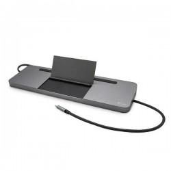 i-tec USB-C Metal Low Profile Triple Display Docking Station  Power...