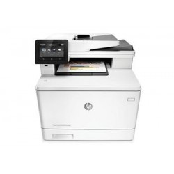 HP CLJ Pro MFP Color M477fdn (A4, 27/27ppm, USB 2.0, Ethernet, Print/Scan/Copy/Fax, Duplex) CF378A