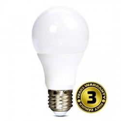 Solight LED žiarovka, klasický tvar, 7W, E27, 3000K, 270°, 520lm...