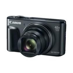 Canon PowerShot SX720HS, Black - 20MP, 40x zoom, 24-960mm - Selekce...