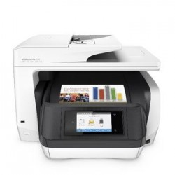 HP All-in-One Officejet Pro 8720 (A4, 24/20 ppm, USB 2.0, Ethernet, Wi-Fi, Print/Scan/Copy/Fax) D9L19A