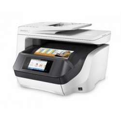 HP All-in-One Officejet Pro 8730 (A4, 24/20 ppm, USB 2.0, Ethernet, Wi-Fi, Print/Scan/Copy/Fax) D9L20A