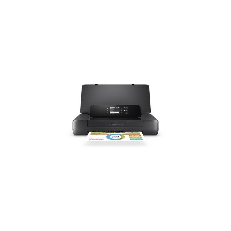 HP Officejet 202 Mobile Printer (A4, 10 ppm, USB, Wi-Fi) N4K99C