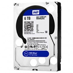 Western Digital HDD WD Blue 6TB SATA3 64MB WD60EZRZ