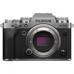 Fujifilm X-T4 - 26,1MP - Silver 16650601