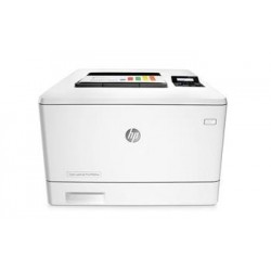 HP Color LaserJet Pro 400 M452dn (A4, 27 ppm, USB 2.0, Ethernet, Duplex) CF389A