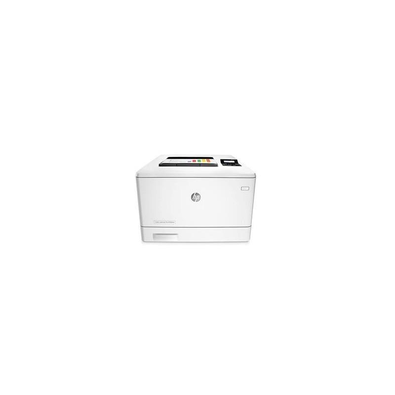 HP Color LaserJet Pro 400 M452dn (A4, 27 ppm, USB 2.0, Ethernet, Duplex) CF389A