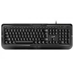 GENIUS KB-118 klávesnice/ Drátová/ PS2/ černá/ CZSK layout 31300010415