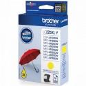 Brother originál ink LC-225XLY, yellow, 1200str., Brother MFC-J4420DW, MFC-J4620DW LC225XLY