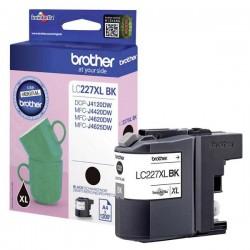 Brother originál ink LC-227XLBK, black, 1200str., Brother MFC-J4420DW, MFC-J4620DW LC227XLBK
