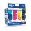 Brother originál ink LC-1100VALBP, CMYK, 450/3x325str., Brother DCP-385C, 585CW, MFC-490CW LC1100VALBP