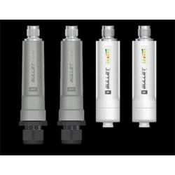 Ubiquiti BulletM2 HP, miniaturní outdoor klient 2,4GHz 802.11n...
