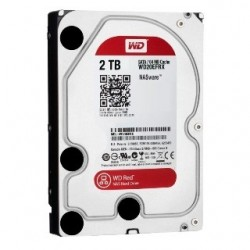 HDD CAVIAR Red 2TB SATA 6Gb/s 64MB WD20EFRX