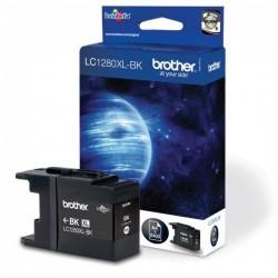 Brother originál ink LC-1280XLBK, black, 2400str., high capacity, Brother MFC-J6910DW LC1280XLBK
