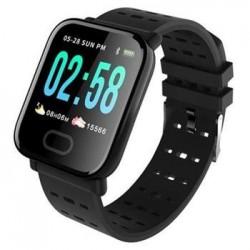 "IMMAX chytré hodinky SW11/ 1.3"" OLED LCD/ NRF52832/ BT/ IP67/..."