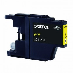 Brother originál ink LC-1220Y, yellow, 300str., Brother DCP-J925 DW LC1220Y