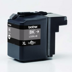Brother originál ink LC-529XLBK, black, 2400str., Brother DCP J100,...