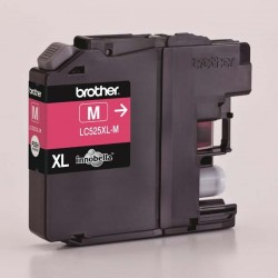 Brother originál ink LC-525XLM, magenta, 1300str., Brother DCP...