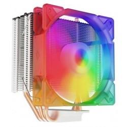 SilentiumPC chladič CPU Spartan 4 MAX EVO ARGB/ ultratichý/ 120mm...