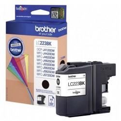 Brother originál ink LC-223BK, black, 600str., 1ks, Brother MFC-J4420DW, MFC-J4620DW, MFC-J4120DW, MFC-J4625DW LC223BK