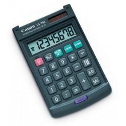 vrecková kalkulačka CANON LS-39E, 8 miest, solárne napájanie...