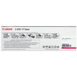 toner CANON C-EXV17 magenta iRC4080i/C4580i/C5185i 0260B002