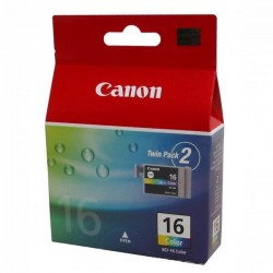 Canon originál ink BCI16C, color, 9818A020, 9818A002, Canon Pixma...