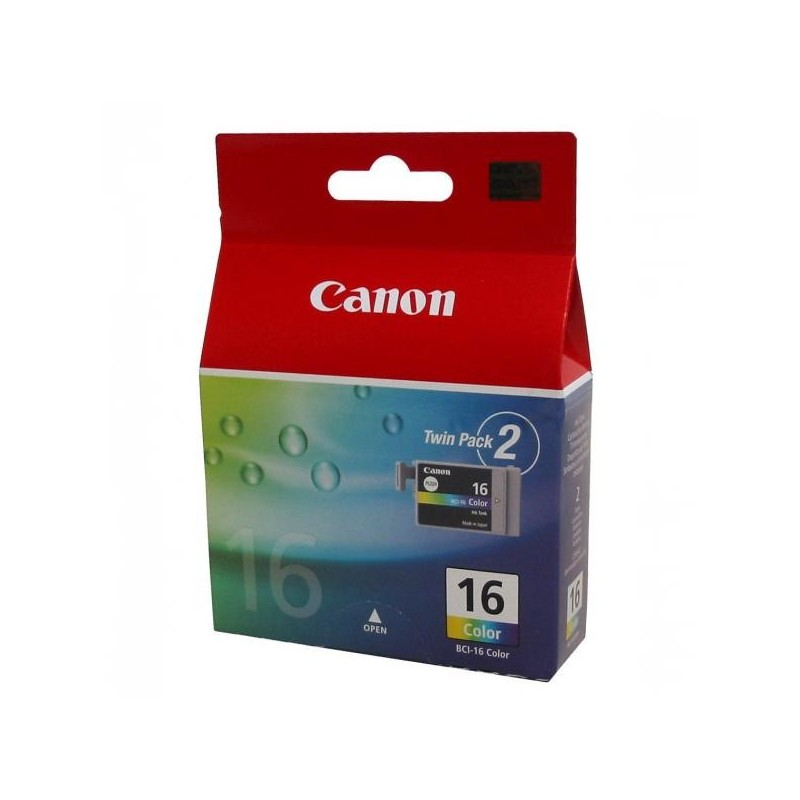 Canon originál ink BCI16C, color, 9818A020, 9818A002, Canon Pixma i90, Selphy D8706