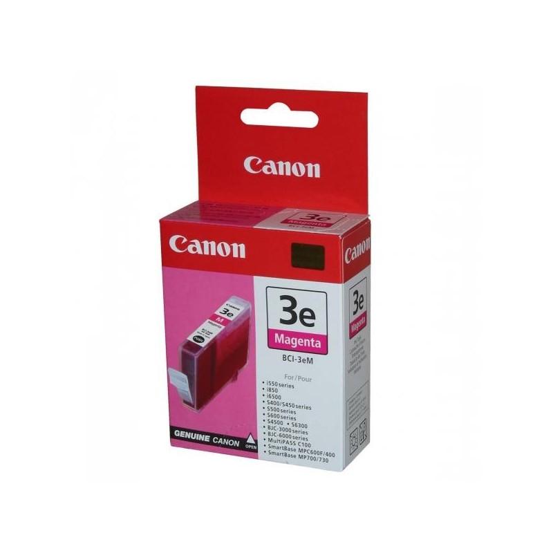 Canon originál ink BCI3eM, magenta, 280str., 4481A002, Canon BJ-C6000, 6100, S400, 450, C100, MP700