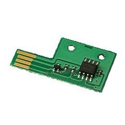 Ecodata Chip XEROX PHASER 6125 Yellow ECO-106R01337chip