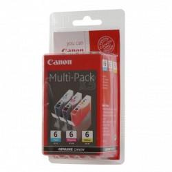 Canon originál ink BCI6C/M/Y, cyan/magenta/yellow, 4706A029, 4706A022, Canon S800, 820, 820D, 830D, 900, 9000, i950