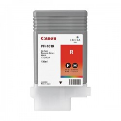 Canon originál ink PFI101 Red, red, 130ml, 0889B001, Canon iPF-5000