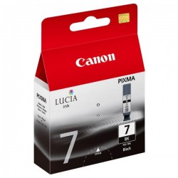 Canon originál ink PGI7BK, black, 570str., 2444B001, Canon Pixma...