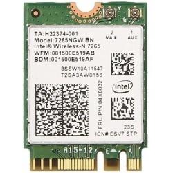 Intel Dual Band Wi-Fi/Bluetooth adaptér AC 7265, 2x2 AC  BT, M.2...