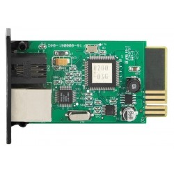 Fortron SNMP card for UPS Galleon, Knight, Champ, Custos; 1xLAN...