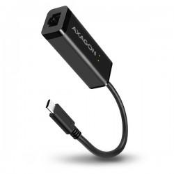 AXAGON ADE-SRC, USB3.1 Type-C - externý Gigabit Ethernet adaptér,...