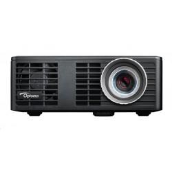 Optoma projektor ML750e (DLP, WXGA, 3D, 700 ANSI LED, 15 000:1,...