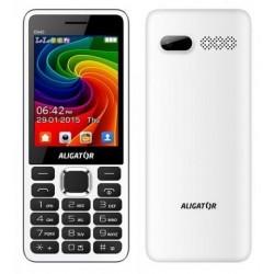 Aligator D940 Dual SIM, bílá AD940WG
