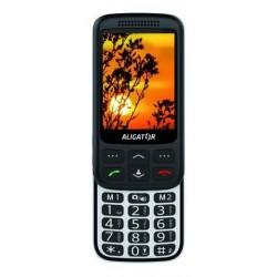 Aligator VS900 Senior, černá-stříbrná  nabíjecí stojánek AVS900BS