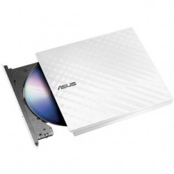 DVD RW ASUS SDRW-08D2S-U Slim Ext White 90-DQ0436-UA221KZ