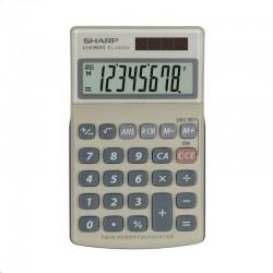 SHARP kalkulačka - EL240SAB - blister SH-EL240SAB