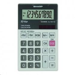 SHARP kalkulačka - ELW211GGY - gift box SH-ELW211GGY