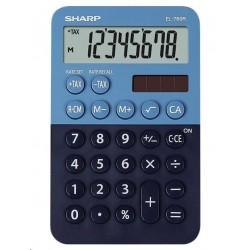 SHARP kalkulačka - EL760RBBL - Stolní kalkulátor SH-EL760RBBL