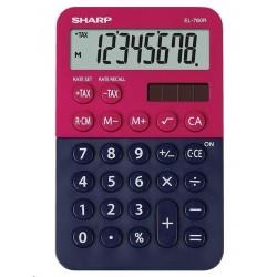 SHARP kalkulačka - EL760RBRB - Stolní kalkulátor SH-EL760RBRB