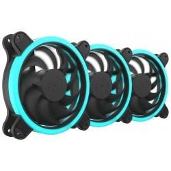 SilentiumPC sada přídavných ventilátorů Sigma HP Corona RGB 120...