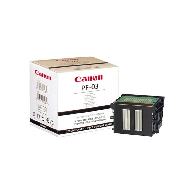Canon originál tlačová hlava PF03, black, 2251B001, Canon iPF5xxx, 6xxx, 7xxx, 8xxx, 9000, predtým PF01