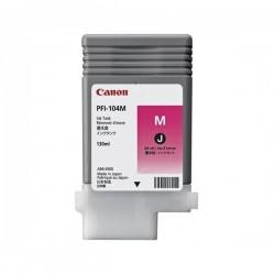 Canon originál ink PFI104M, magenta, 130ml, 3631B001, Canon iPF65x, 75x